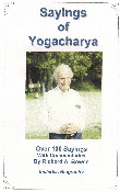Sayings of Yogacharya